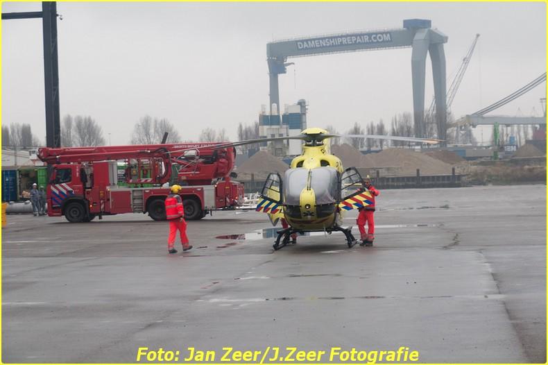 17 December Lifeliner2 inzet Schiedam