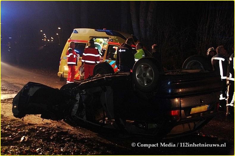 112 Zwaar verkeersongeval Hoofdstraat Oost Noordwolde 13-BorderMaker