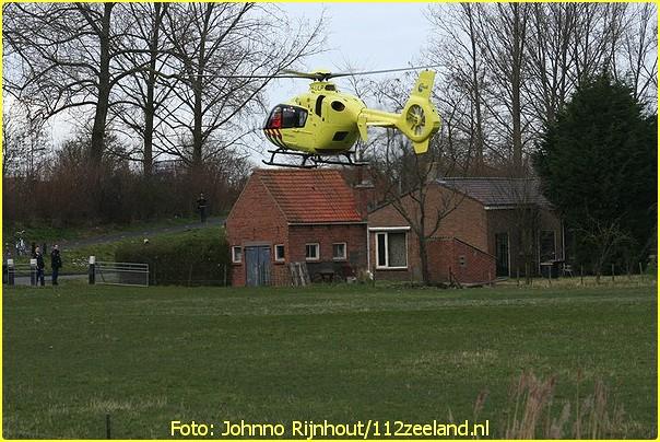 Ongeval Molenpolderweg 19-02-14 2014-02-19 005-BorderMaker-BorderMaker