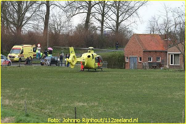 Ongeval Molenpolderweg 19-02-14 2014-02-19 006-BorderMaker-BorderMaker