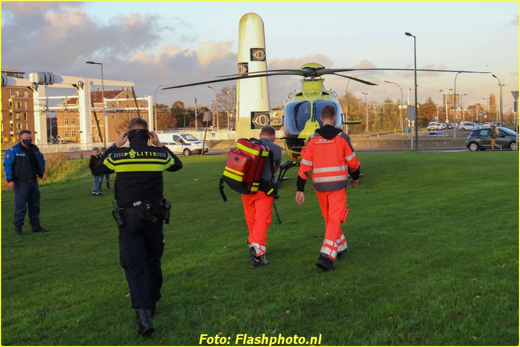 Traumahelikopter Vlaardingen (3)-BorderMaker