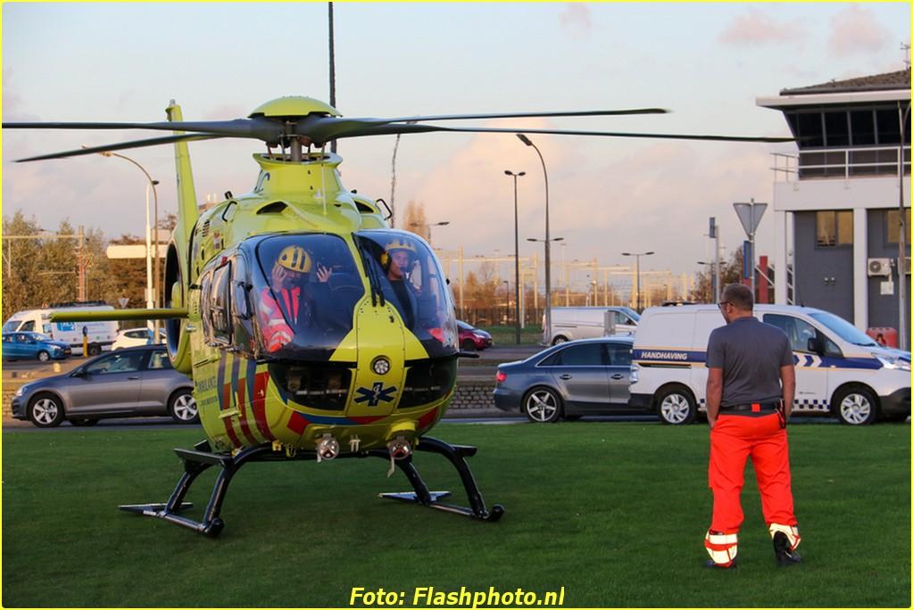 Traumahelikopter Vlaardingen (8)-BorderMaker