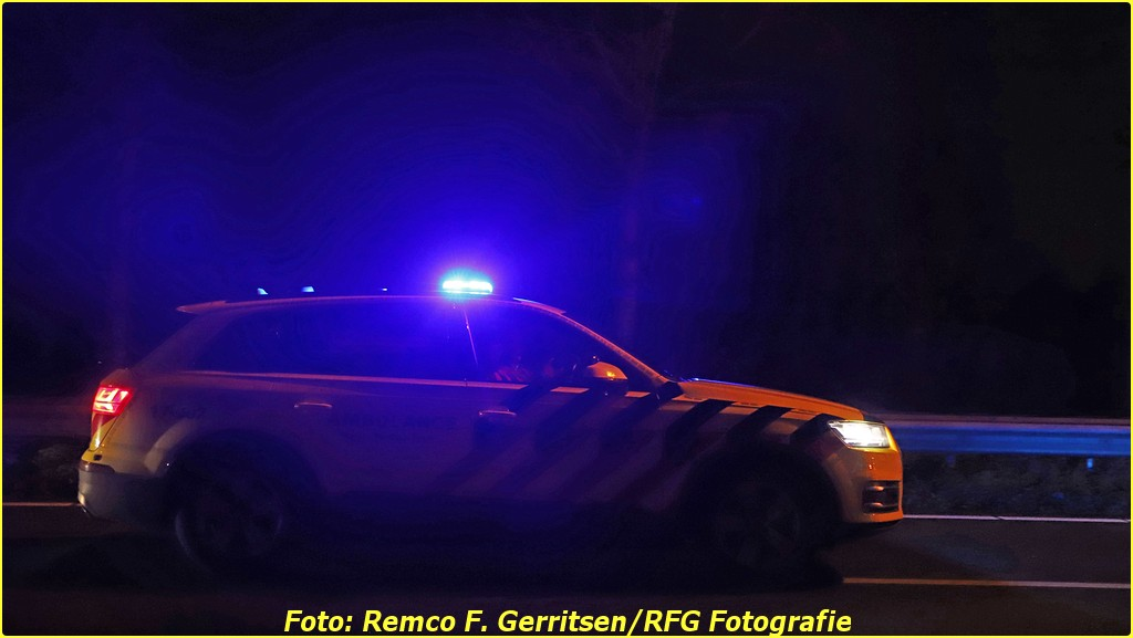 20-12-18 Prio 1 Verkeersongeval - A20 R 45.2 (Moordrecht) (15)-BorderMaker