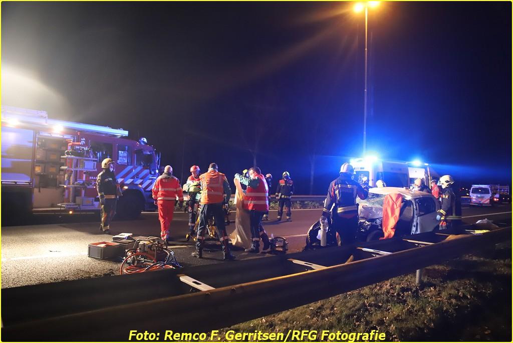 20-12-18 Prio 1 Verkeersongeval - A20 R 45.2 (Moordrecht) (43)-BorderMaker